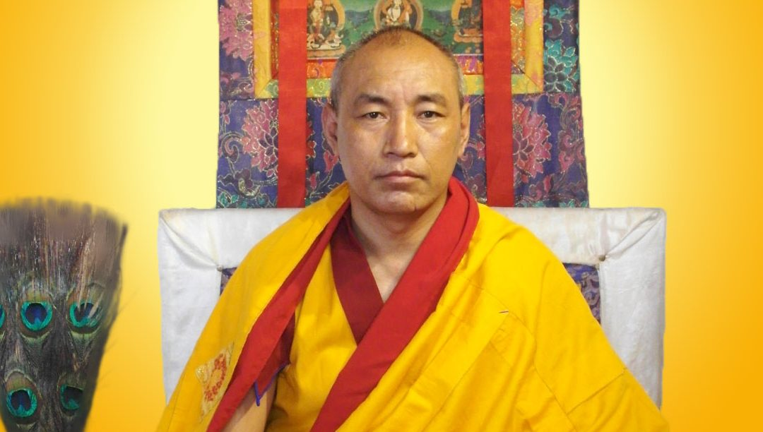 A Collage of late Kyabge Khentsen Ngawang Rabga Rinpoche